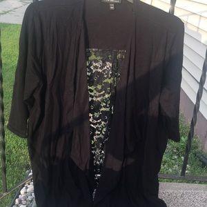 Lane Bryant cardigan size 22/24